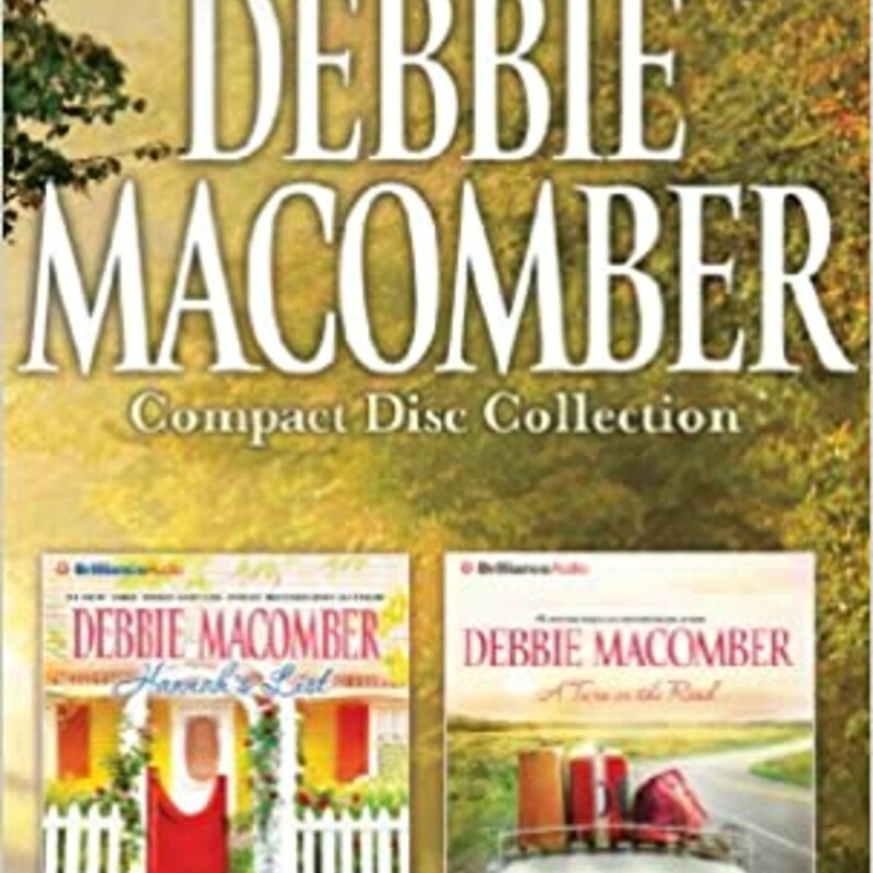 Audio Debbie Macomber (Goodreads Author) Hannah's List / A Turn in the Road Romance  Hannah's List On the anniversary of his beloved wife's death, Dr. Michael Everett receives a letter Hannah had written him.  In it she reminds him of her love and makes one final request. An impossible request—I want you to marry again. She tells him he shouldn't spend the years he has left grieving her. And to that end she's chosen three women she asks him to consider.  First on Hannah's list is her cousin, Winter Adams, a trained chef who owns a café on Seattle's Blossom Street. The second is Leanne Lancaster, Hannah's oncology nurse. Michael knows them both. But the third name is one he's not familiar with—Macy Roth. Each of these three women has her own heartache, her own private grief. More than a year earlier, Winter broke off her relationship with another chef. Leanne is divorced from a man who defrauded the hospital for which she works. And Macy lacks family of her own, the family she craves, but she's a rescuer of strays, human and animal. Macy is energetic, artistic, eccentric—and couldn't be more different from Michael.  During the months that follow, he spends time with Winter, Leanne, and Macy, learning more about each of them…and about himself. Learning what Hannah already knew. He's a man who needs the completeness only love can offer. And Hannah's list leads him to the woman who can help him find it.  A Turn in the Road In the middle of the year, in the middle of her life, Bethanne Hamlin takes a road trip with her daughter, Annie, and her former mother-in-law, Ruth.  They're driving to Florida for Ruth's 50th high-school reunion. A longtime widow, Ruth would like to reconnect with Royce, the love of her teenage life. She's heard he's alone, too...and, well, she's curious. Maybe even hopeful.  Bethanne herself needs time to reflect, to ponder a decision she has to make. Her ex-husband, Grant—her children's father—wants to reconcile now that his second marriage has fa