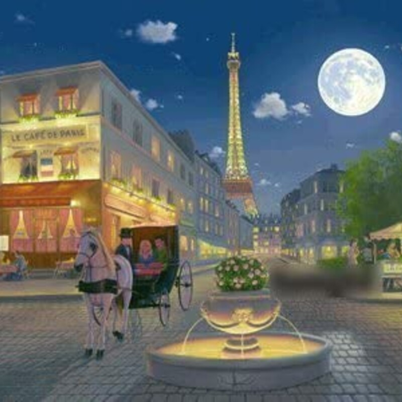 City Of Moonlight And Rom