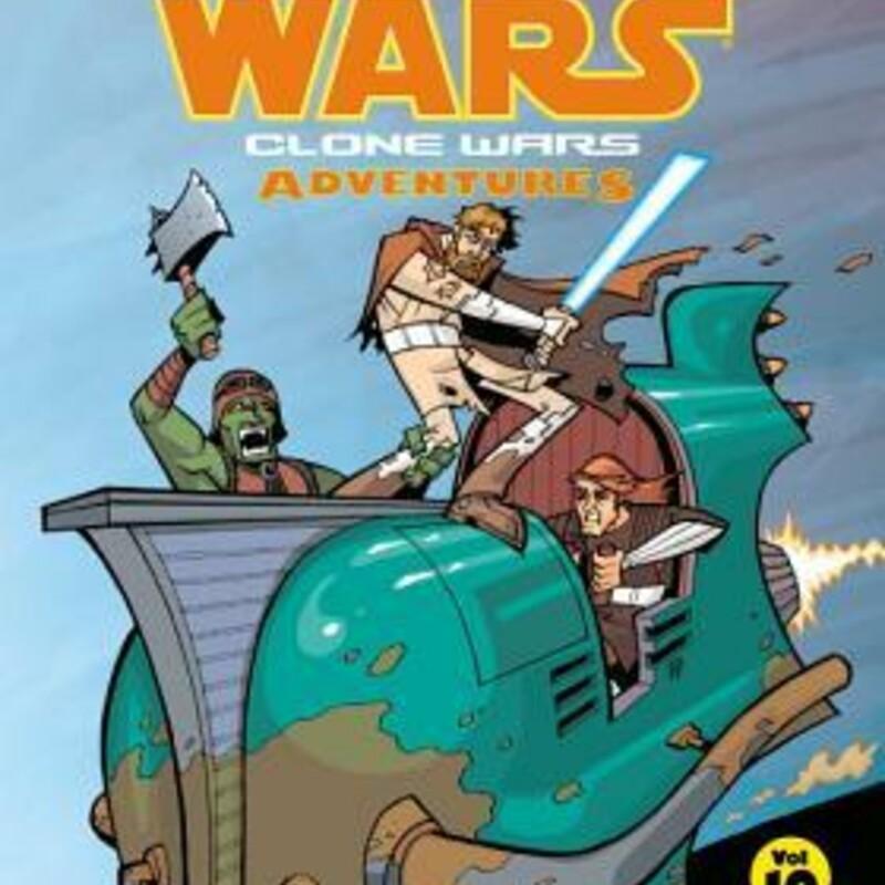 Clone War Adventures Vol