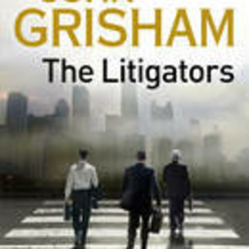 """Audio CD's  The Litigators by John Grisham (Goodreads Author)  The partners at Finley & Figg—all two of them—often refer to themselves as """"a boutique law firm."""" Boutique, as in chic, selective, and prosperous. They are, of course, none of these things. What they are is a two-bit operation always in search of their big break, ambulance chasers who've been in the trenches much too long making way too little. Their specialties, so to speak, are quickie divorces and DUIs, with the occasional jackpot of an actual car wreck thrown in. After twenty plus years together, Oscar Finley and Wally Figg bicker like an old married couple but somehow continue to scratch out a half-decent living from their seedy bungalow offices in southwest Chicago.  And then change comes their way. More accurately, it stumbles in. David Zinc, a young but already burned-out attorney, walks away from his fast-track career at a fancy downtown firm, goes on a serious bender, and finds himself literally at the doorstep of our boutique firm. Once David sobers up and comes to grips with the fact that he's suddenly unemployed, any job—even one with Finley & Figg—looks okay to him.  With their new associate on board, F&F is ready to tackle a really big case, a case that could make the partners rich without requiring them to actually practice much law. An extremely popular drug, Krayoxx, the number one cholesterol reducer for the dangerously overweight, produced by Varrick Labs, a giant pharmaceutical company with annual sales of $25 billion, has recently come under fire after several patients taking it have suffered heart attacks. Wally smells money.  A little online research confirms Wally's suspicions—a huge plaintiffs' firm in Florida is putting together a class action suit against Varrick. All Finley & Figg has to do is find a handful of people who have had heart attacks while taking Krayoxx, convince them to become clients, join the class action, and ride along to fame and fortune. With any luck, they"""