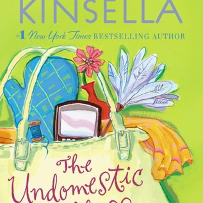 Audio CD's  The Undomestic Goddess by Sophie Kinsella (Goodreads Author)  Workaholic attorney Samantha Sweeting has just done the unthinkable. She's made a mistake so huge, it'll wreck any chance of a partnership.  Going into utter meltdown, she walks out of her London office, gets on a train, and ends up in the middle of nowhere. Asking for directions at a big, beautiful house, she's mistaken for an interviewee and finds herself being offered a job as housekeeper. Her employers have no idea they've hired a lawyer–and Samantha has no idea how to work the oven. She can't sew on a button, bake a potato, or get the #@%# ironing board to open. How she takes a deep breath and begins to cope–and finds love–is a story as delicious as the bread she learns to bake.  But will her old life ever catch up with her? And if it does…will she want it back?