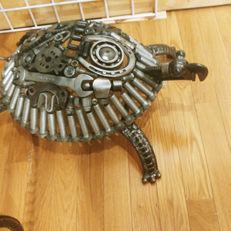 Recycled Turtle