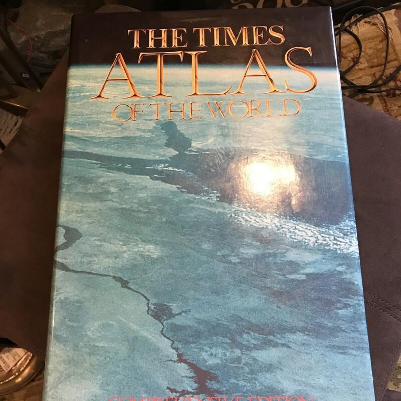 The Times World Atlas