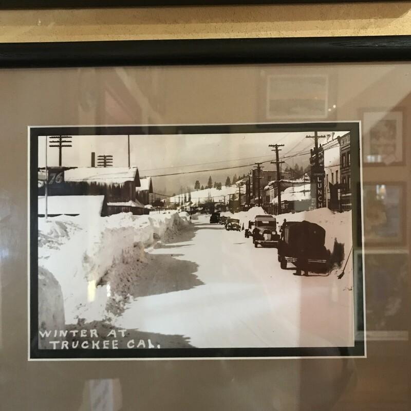 Winter Downtown Truckee