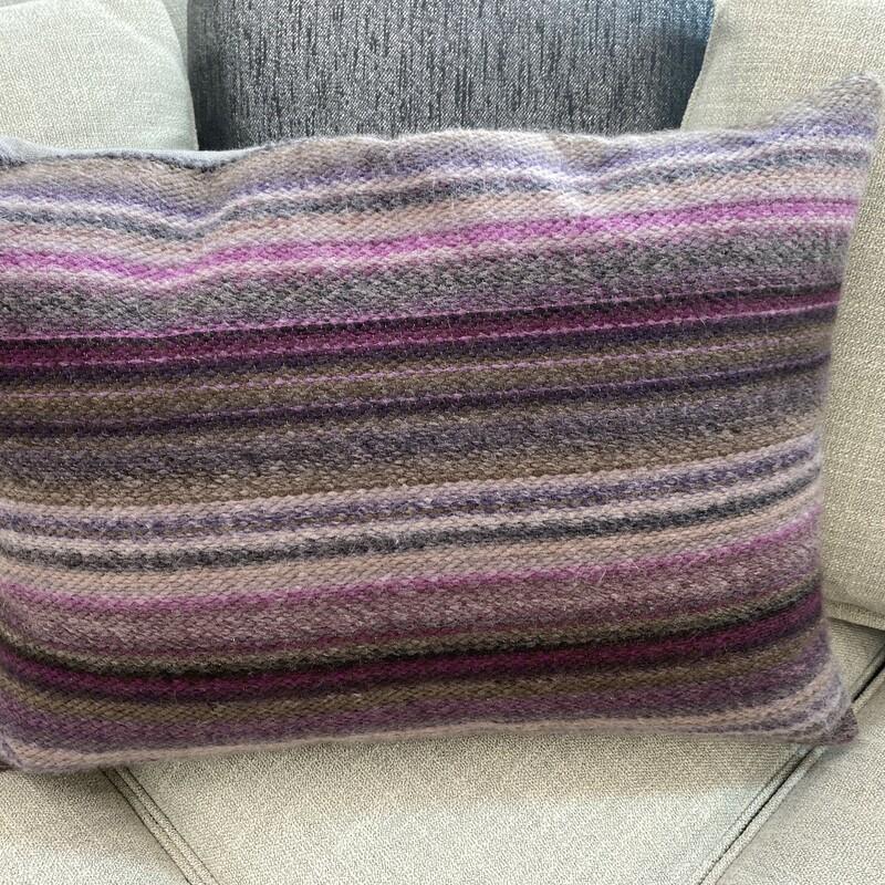 Turrill Damson Pillow