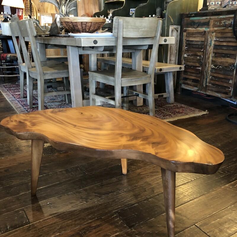 Myrtle Wood Table