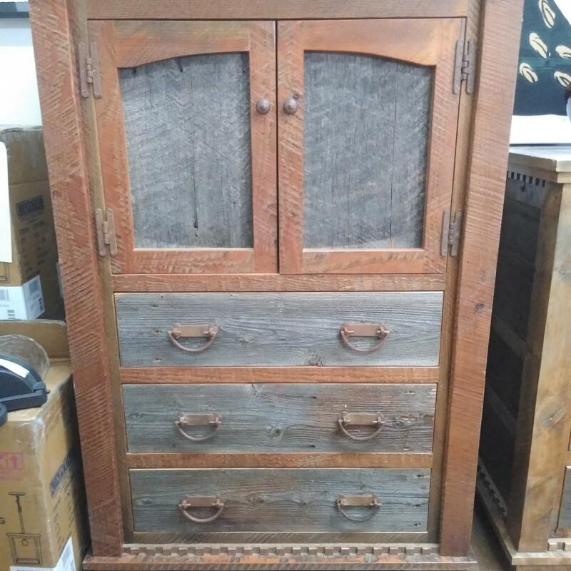 Autumn Comfort Half Dresser 38Lx20.5Wx56H
