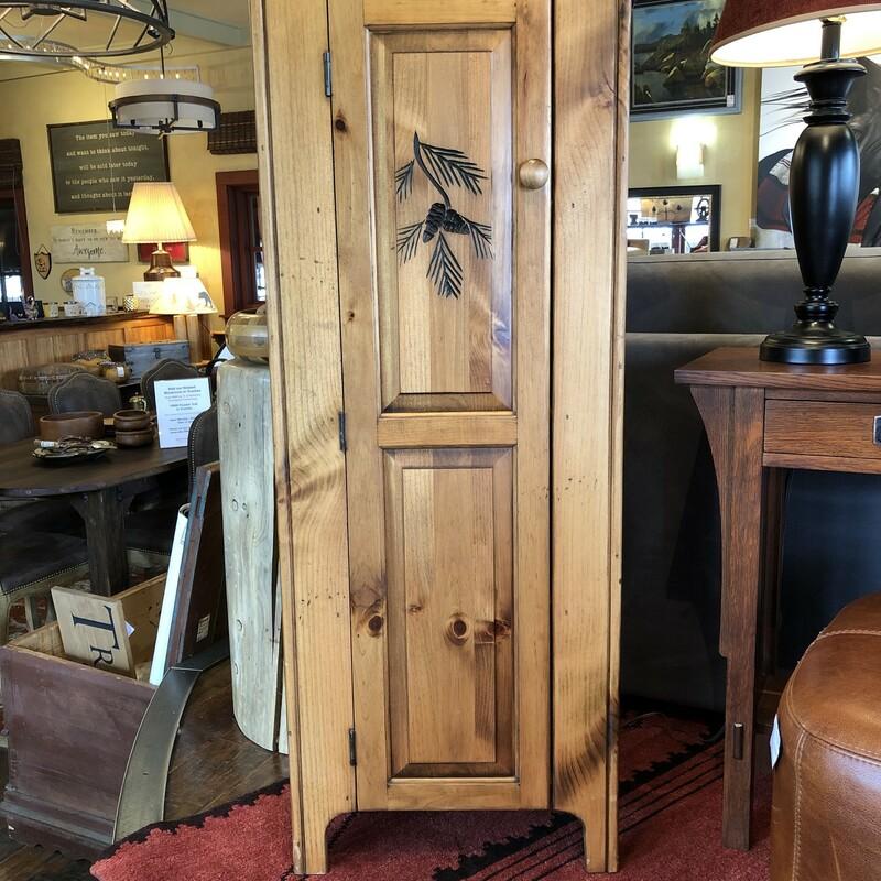 Pine Cone Cabinet