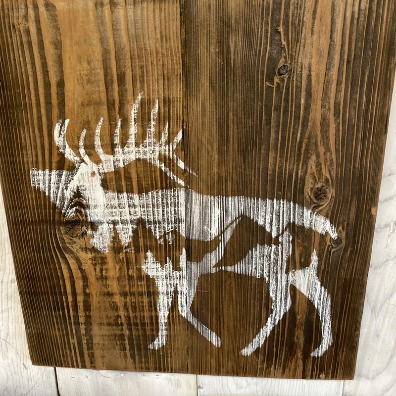Reclaimed/Elk