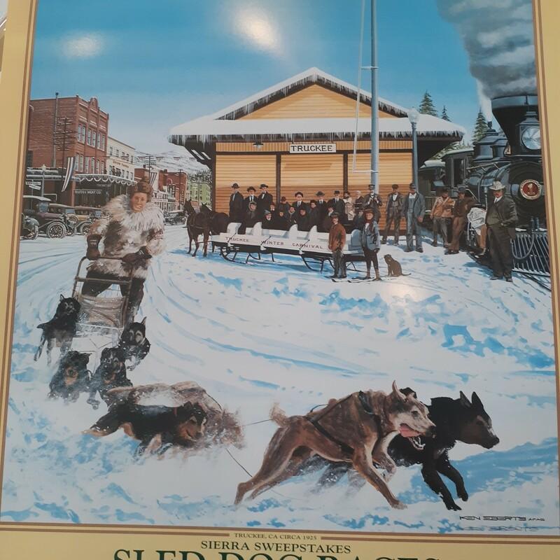 Sled Dog Races 1994