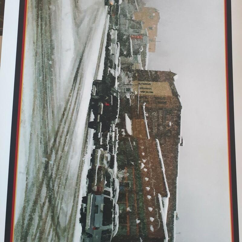 Old Town Truckee Snow