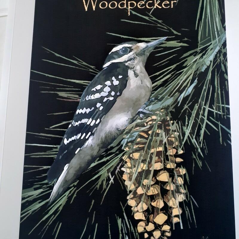 Paul Bailey Woodpecker
