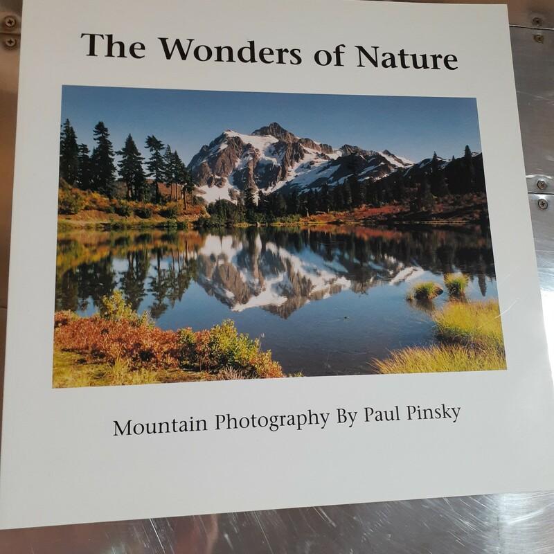 Paul Pinsky Wonders Of Na