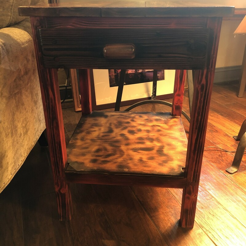 Locally Made Nightstands