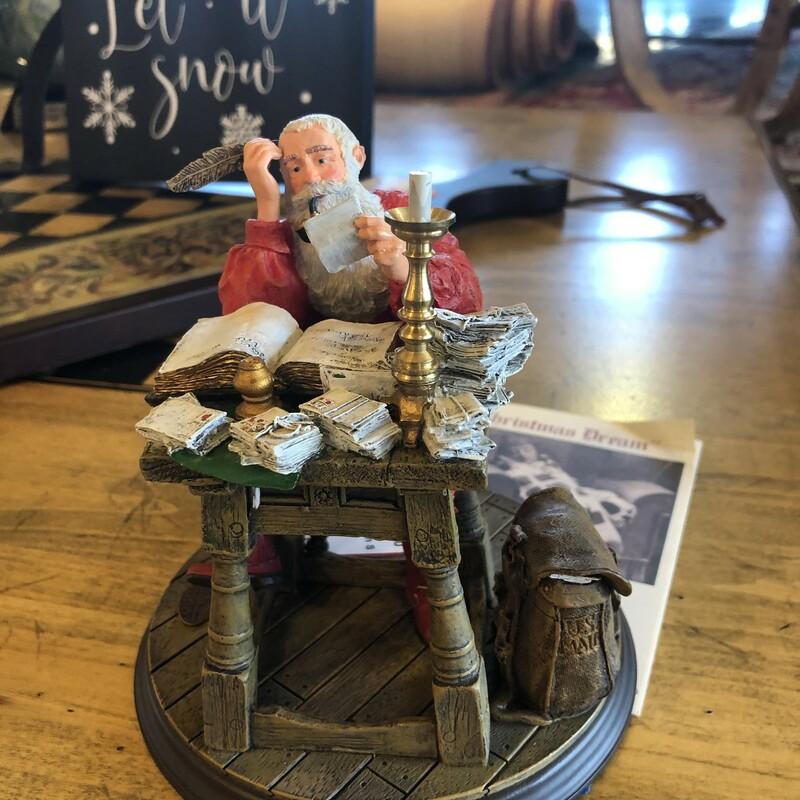 Rockwell Heirloom Santa
