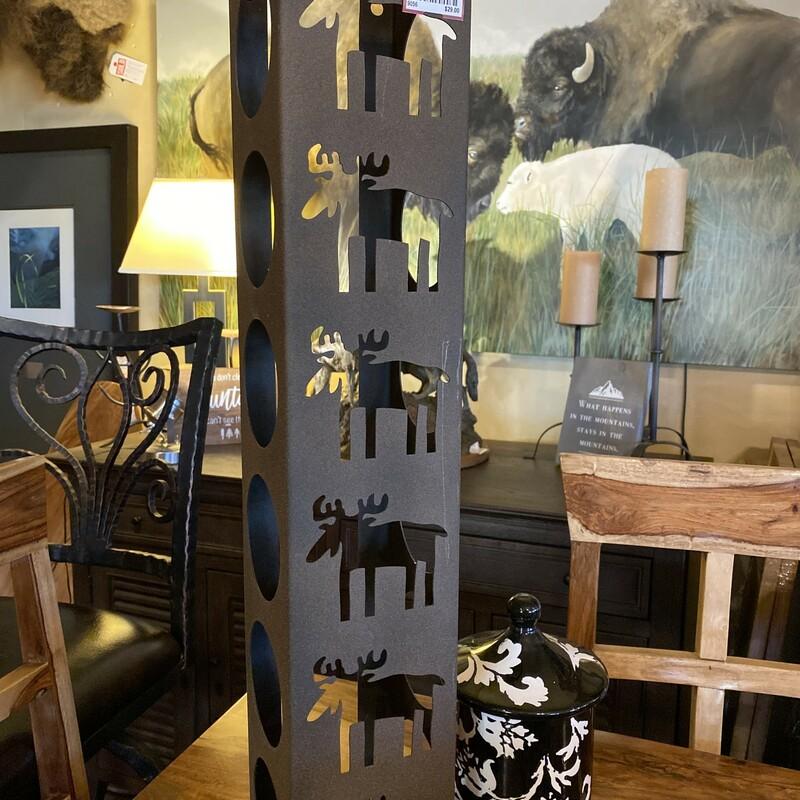 Moose Wine Rack