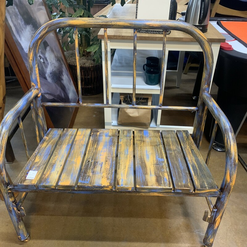 Ski Chair Bench