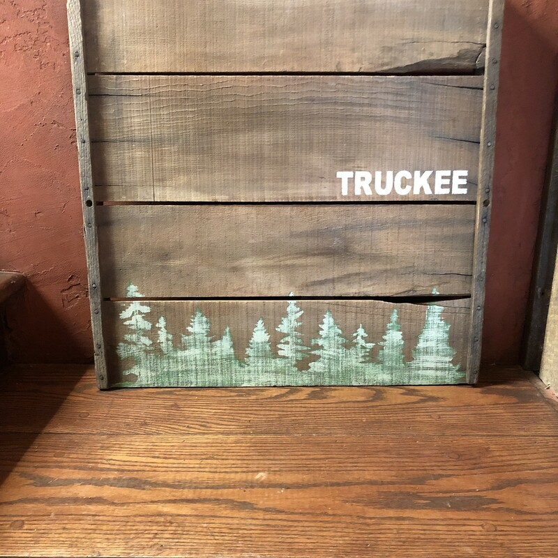 Truckee Reclaimed FT