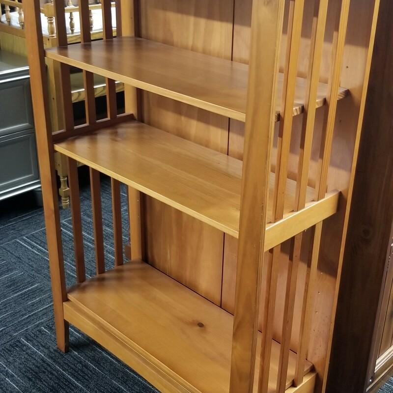 Mission Style Bookshelf