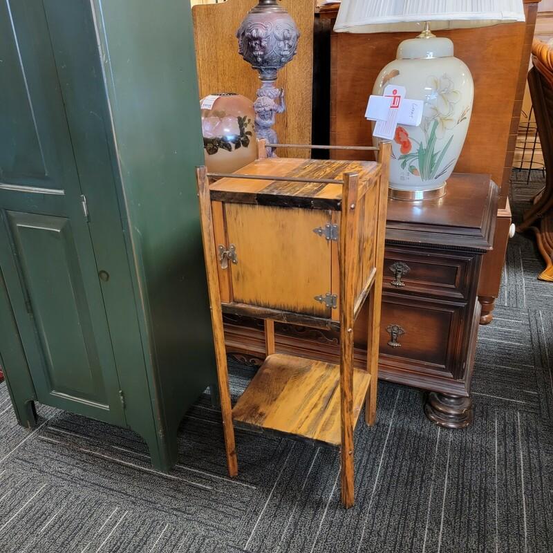 Antique Smoking Stand