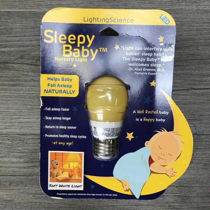 Sleepy Baby Nursery Light