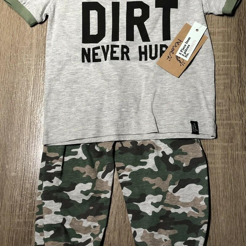 Mini Heroes Clothing Set