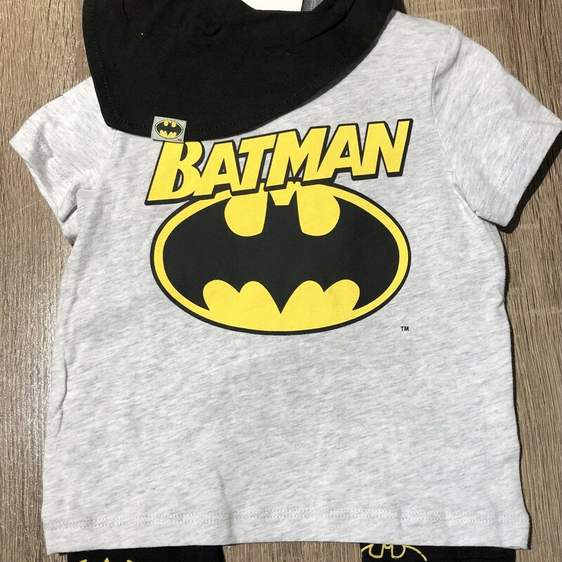 H&M Batman Clothing Set