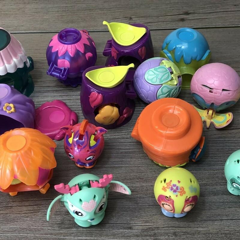 Saga Toy Spin Master Zoob, Multi, Size: 3Y+