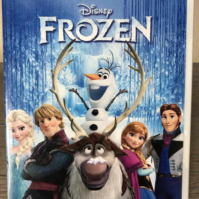 Frozen Movie - DVD