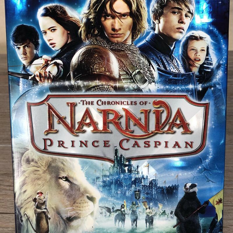 Narnia Prince Caspian DVD