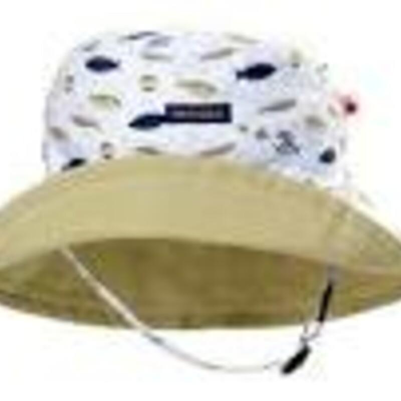 Fish Sticks Sun Hat