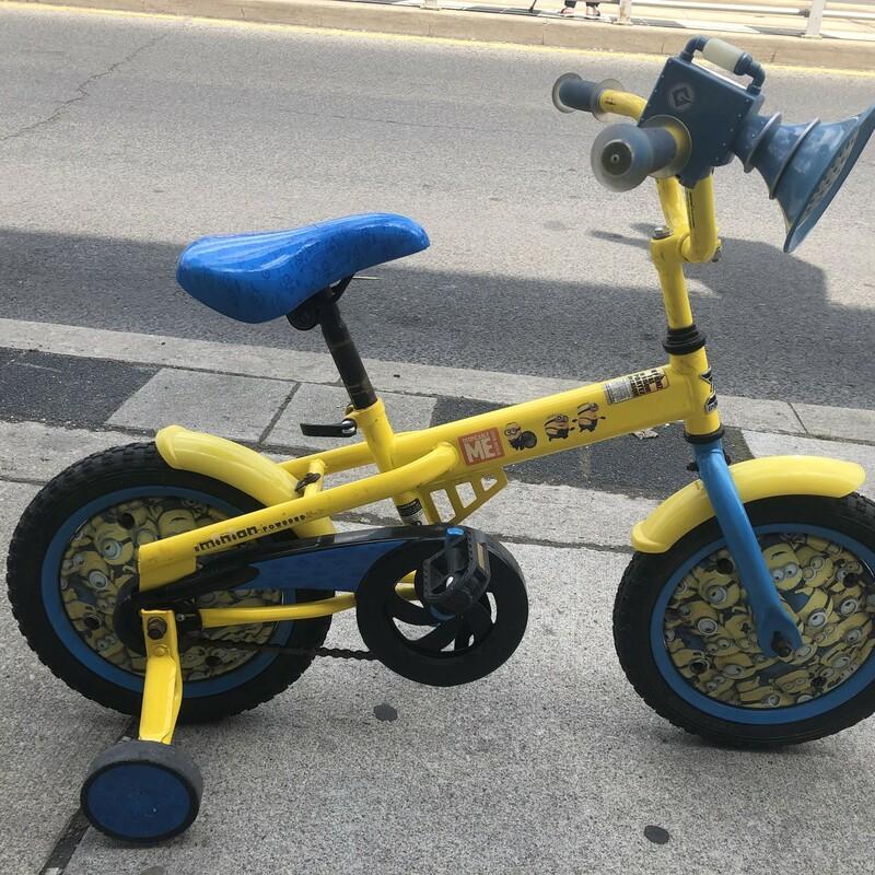 Minion Bicycle