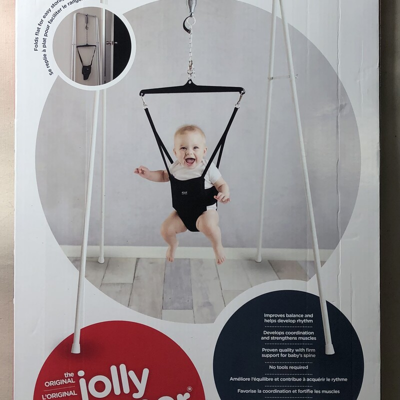 Jolly Jumper W/ Stand