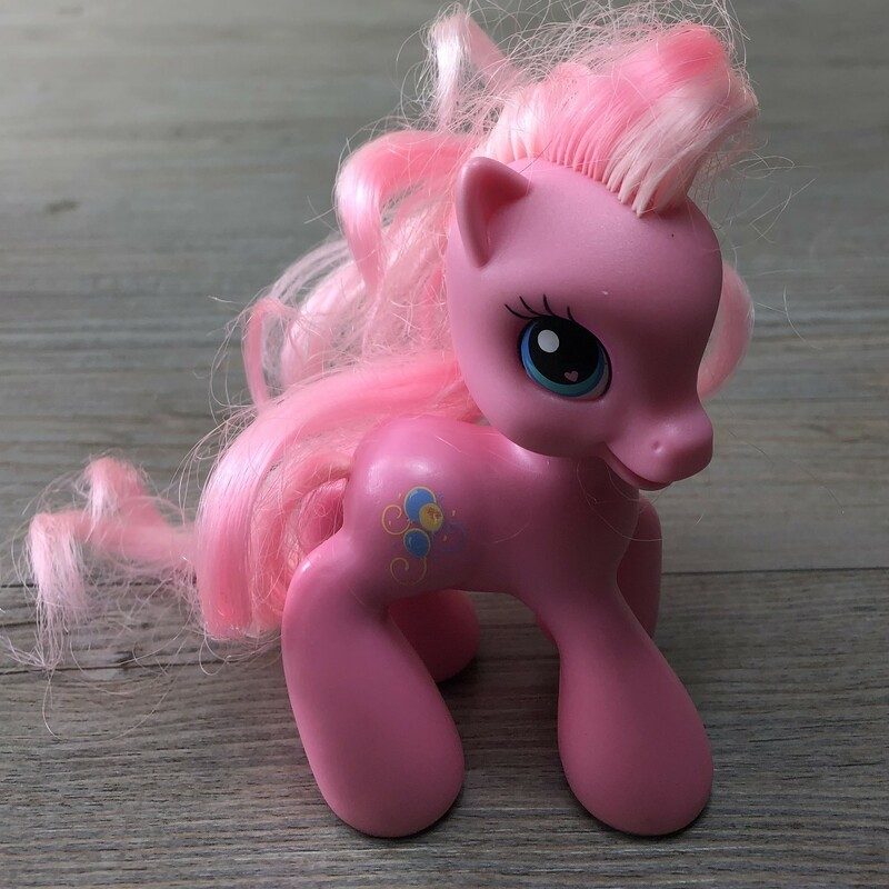 Pink Pony, Pink As is.
