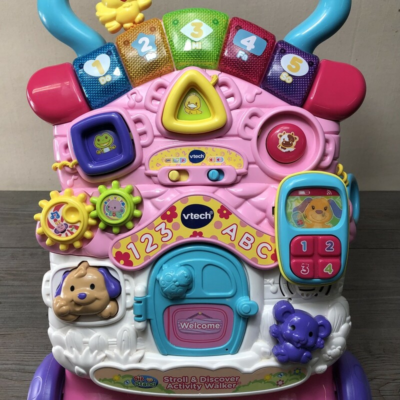 Vtech Stroll And Discover