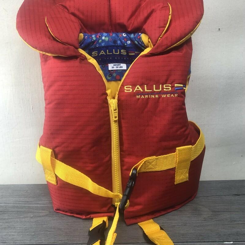 Salus Marine Wear Lifejac