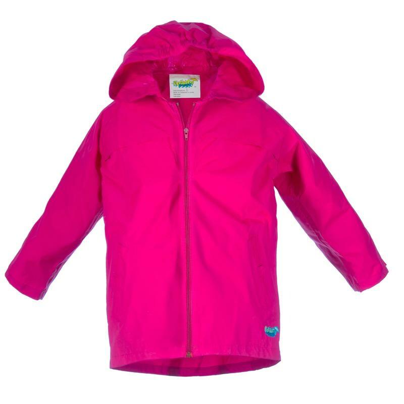 Splashy Rain Jacket