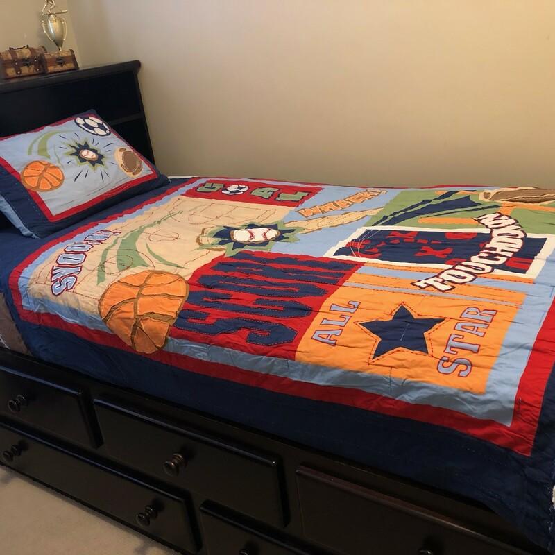 Childrens Bed Frame