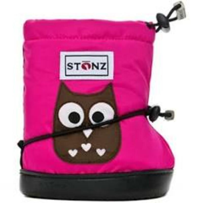 Stonz Booties - Owl
