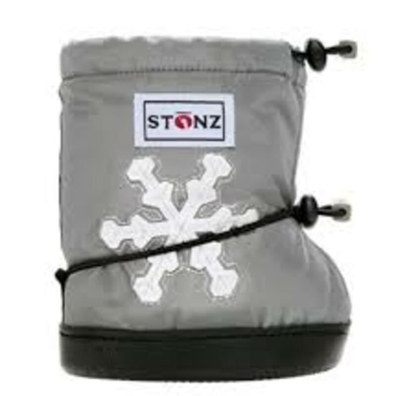 Stonz Booties - Snowflake