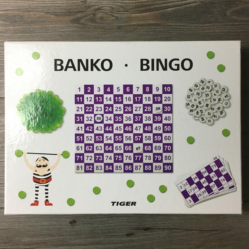 Banko Bingo, Multi
