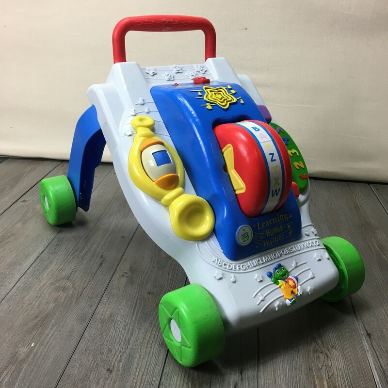 Leap Frog Push Toy