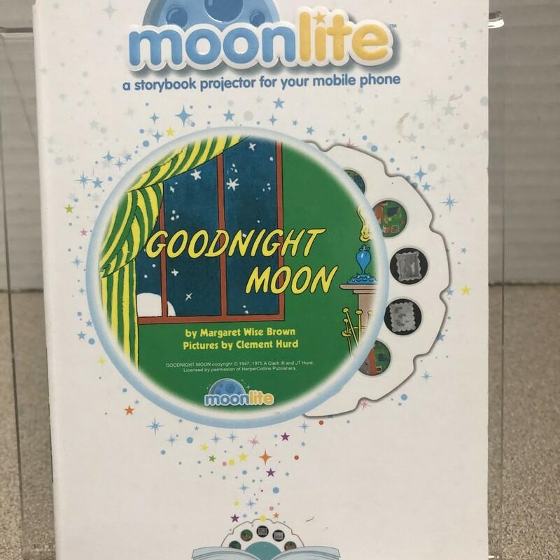Moonlite Goodnight Moon, Multi, Size: New
