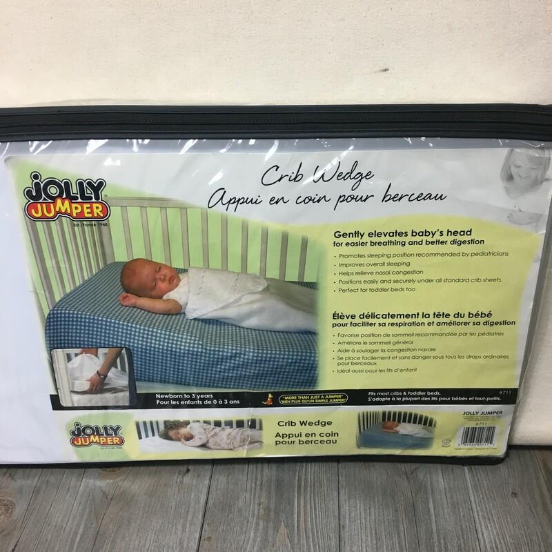 Jolly Jumper Crib Wedge