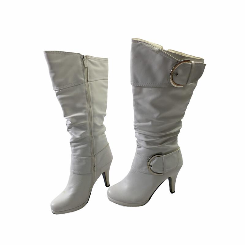 Top Moda High Heeled Boot
