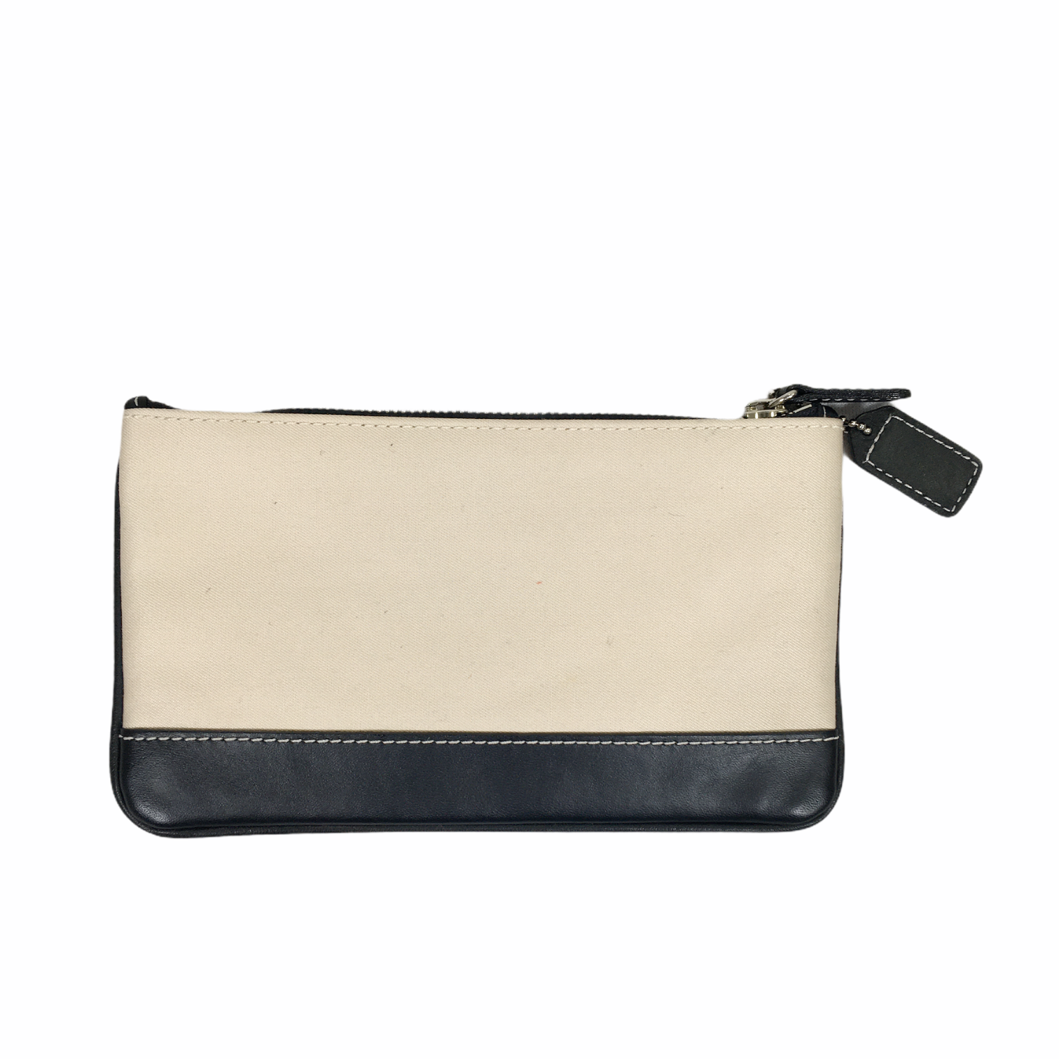 Coach Hamptons Collection, Cream, Size: Clutches