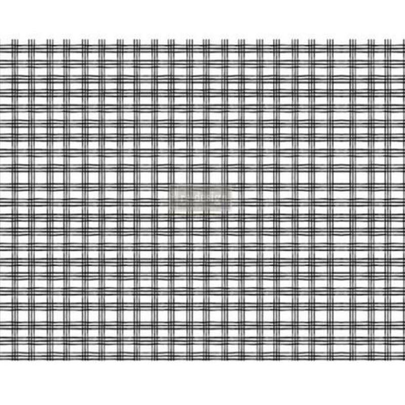 Grid Decoupage Decor Tiss