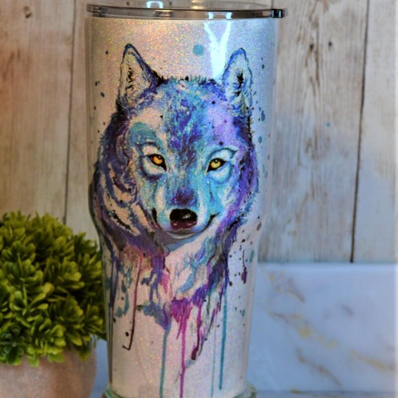 30 Oz Wolf
