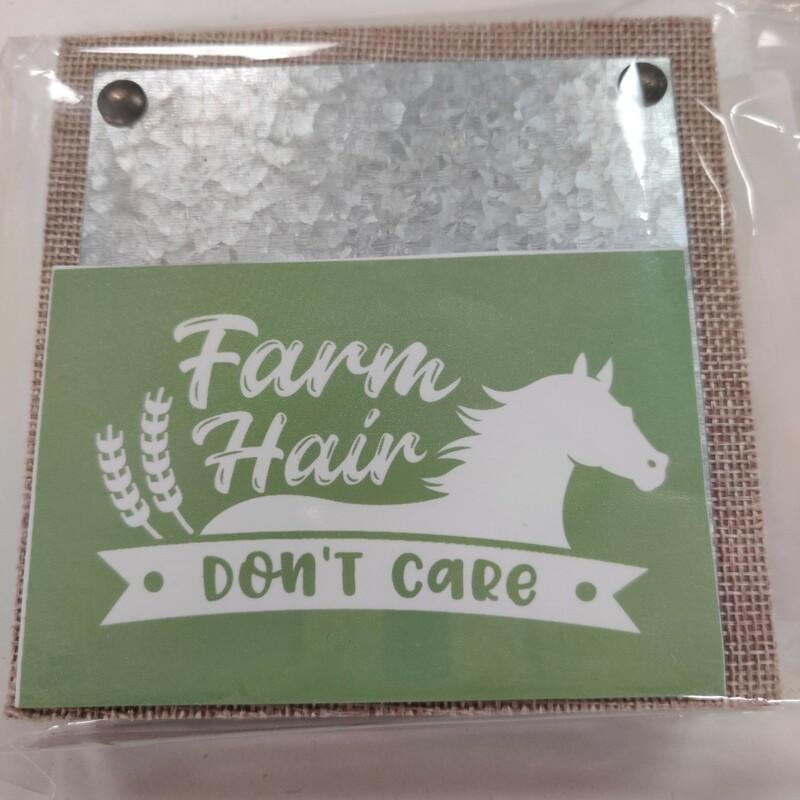 Farm Hair Dont Care Kit