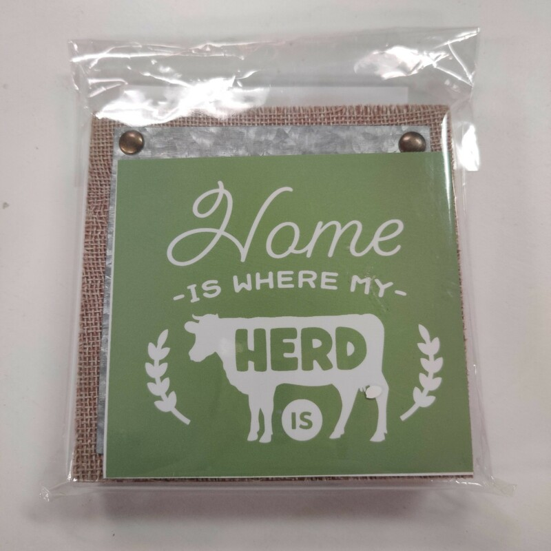Home Is Where My Herd Is